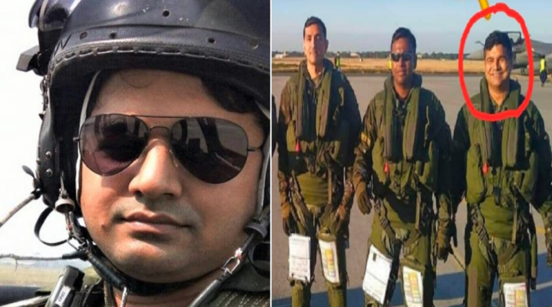 wing commander manish singh