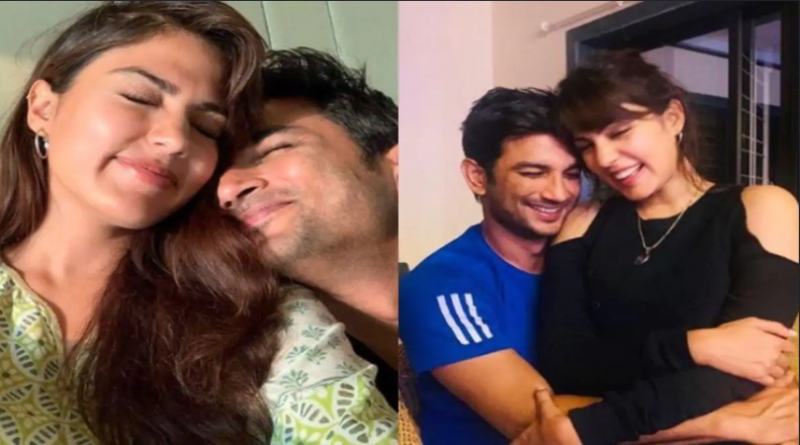 Rhea Chakraborty Filed Petition in Supreme Court in Sushant Singh Rajput Death Case