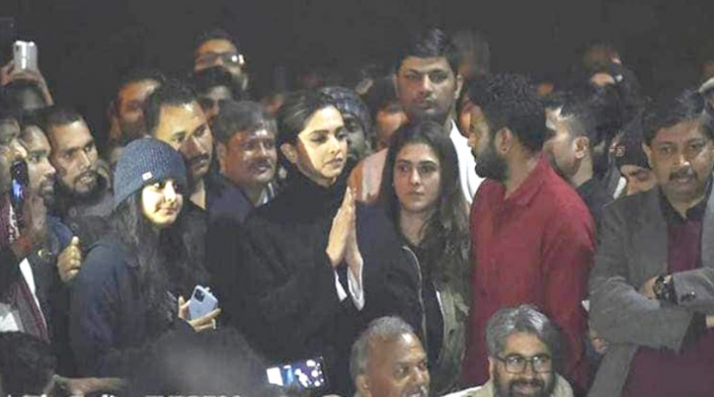 Deepika Padukone for 5 crores From Pak Agent Reached JNU for Anti Country Activities