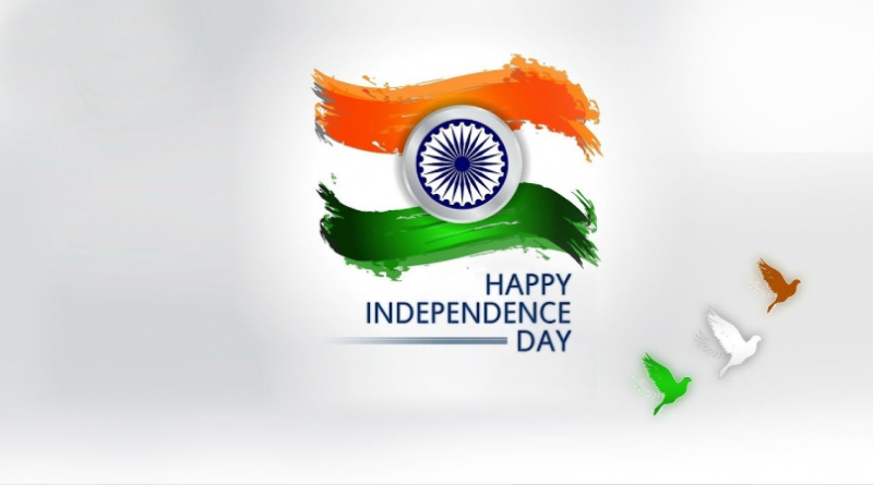 15 August Happy Independence Day