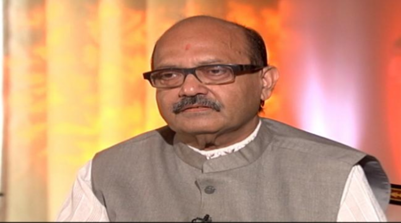 Rajya Sabha Member Amar Singh is no More